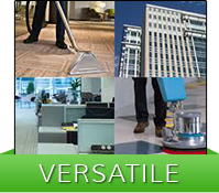 Commercial Cleaning Collage